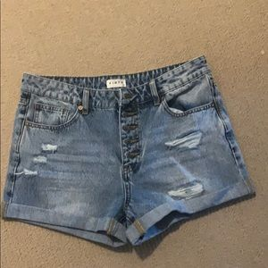 Firth jeans shorts